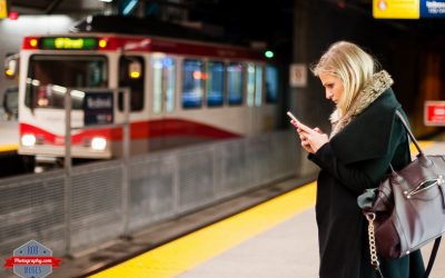 Should emails sent whilst commuting count as part of the working day?